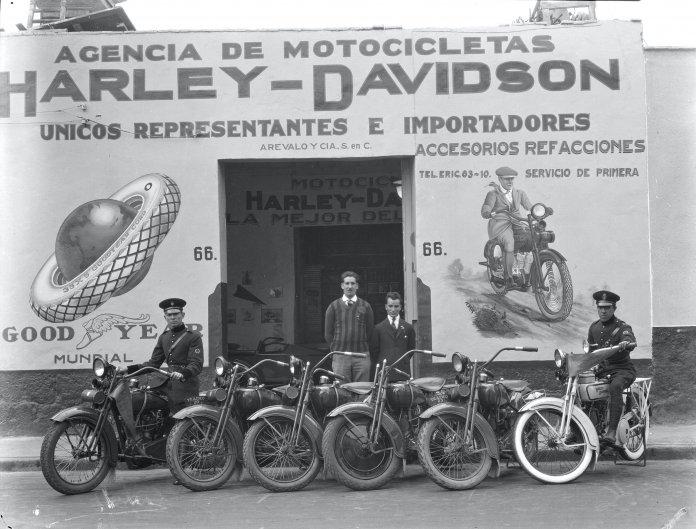 Harley Mexico