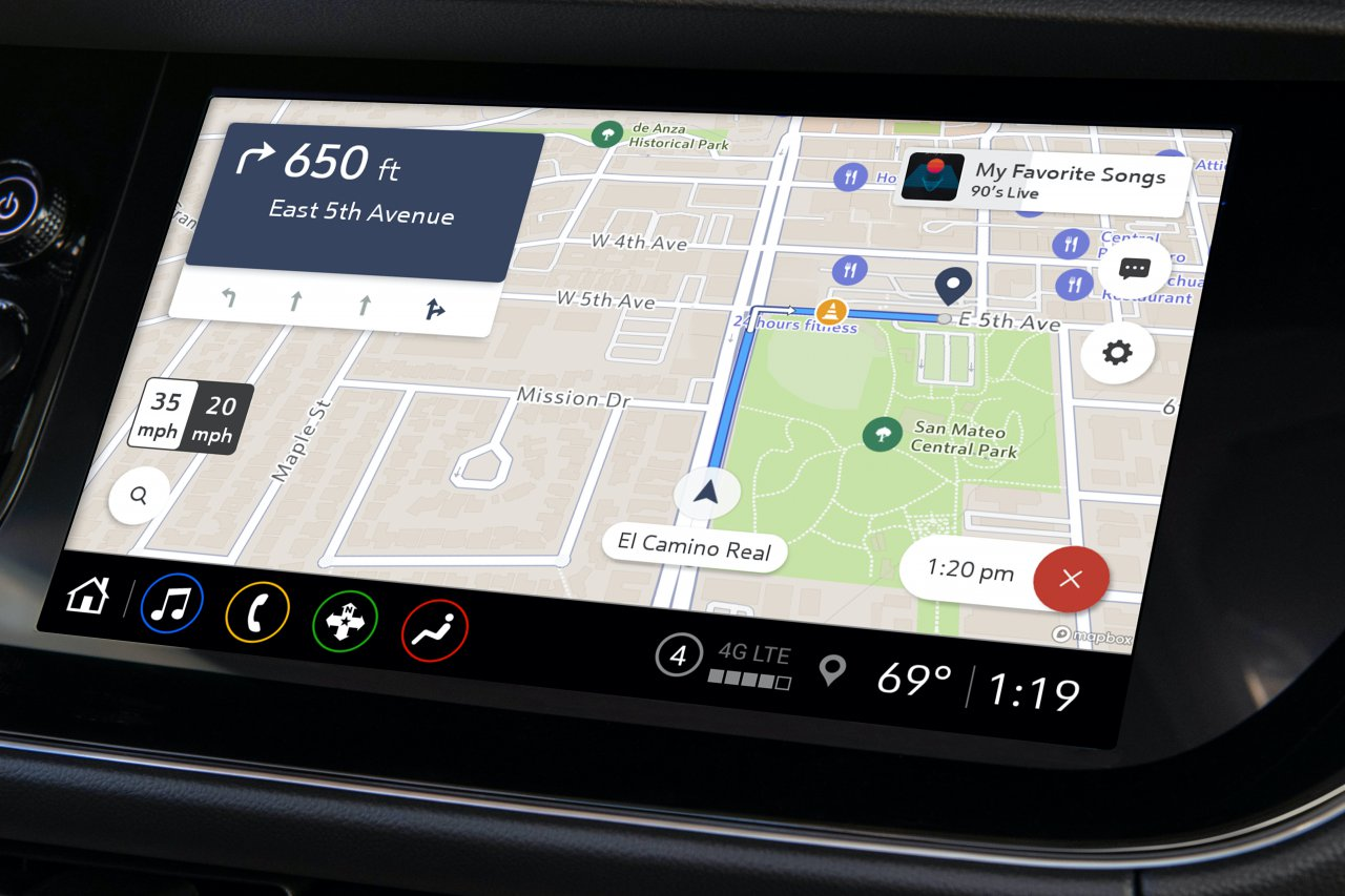 Ford, Ford v GM: It's not horsepower this time, it's map apps, ClassicCars.com Journal