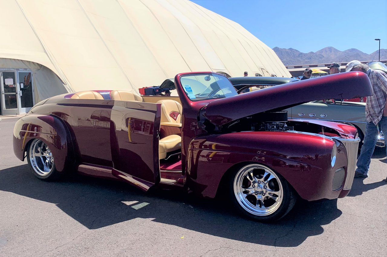 Top-10 Builder's Choice hot rods and customs at Goodguys Spring Nationals