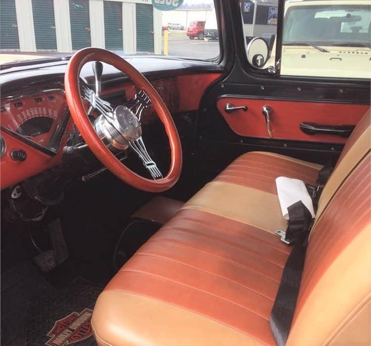 Apache, AutoHunter Spotlight: 1959 Chevy 3100 Apache, ClassicCars.com Journal