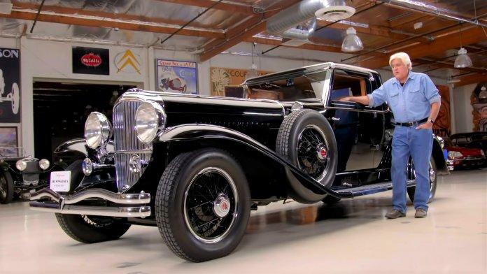 Jay Leno 1931 Duesenberg Model J