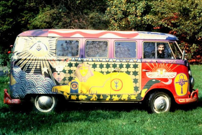 Volkswagen art car