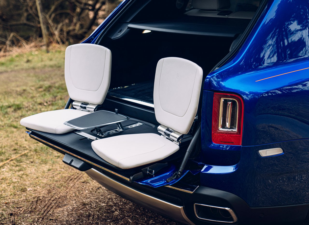 Rolls-Royce, Rolls-Royce rolls out adventurous accessories for its Cullinan SUV, ClassicCars.com Journal