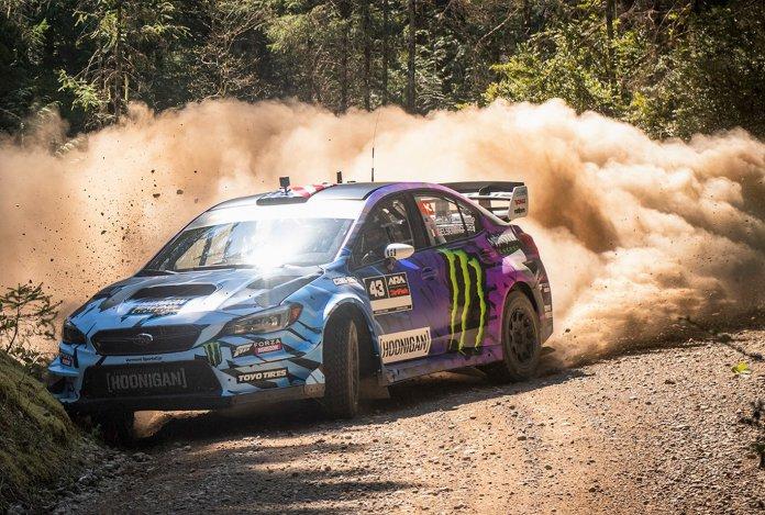 Ken Block back in a Subaru for 2021 rally season | Photo from Subaru of America