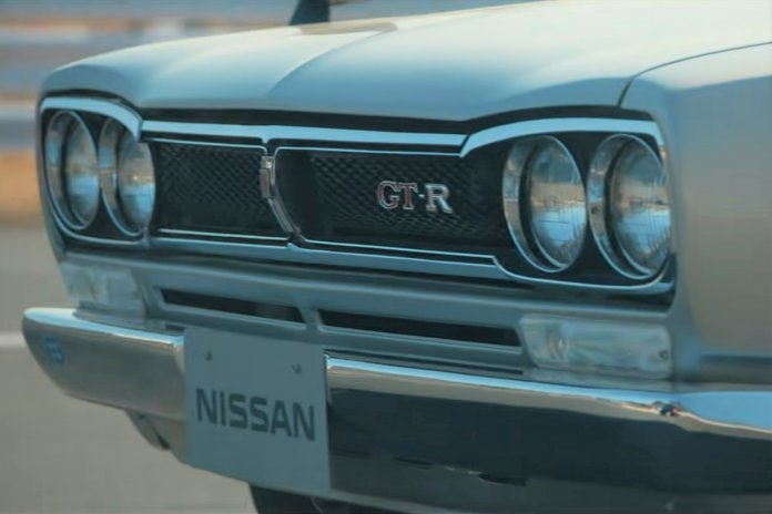 Nissan celebrates 50 years of the GT-R