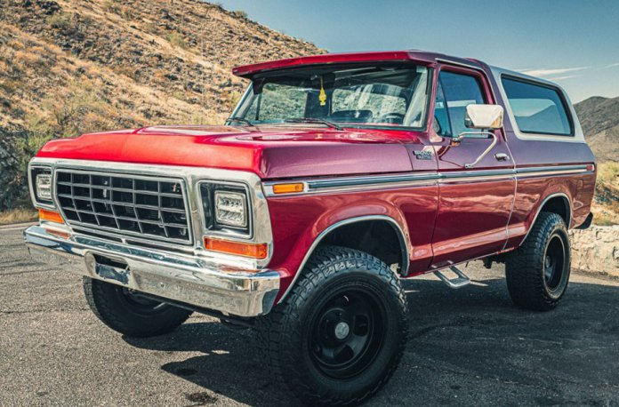 Ford Bronco | Trucks sold on AutoHunter