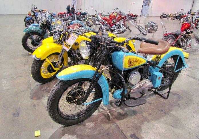 Mecum motorcycles