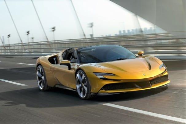 Ferrari to unveil electric vehicle in 2025