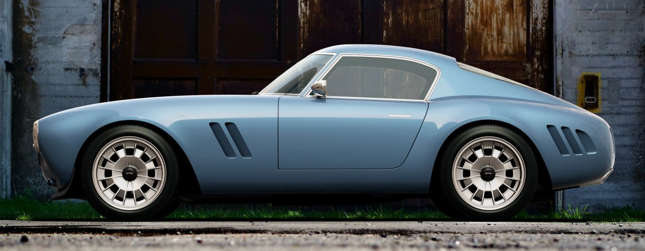 Shark, Shark attack: GTO Engineering shows design for '60s-inspired sports car, ClassicCars.com Journal