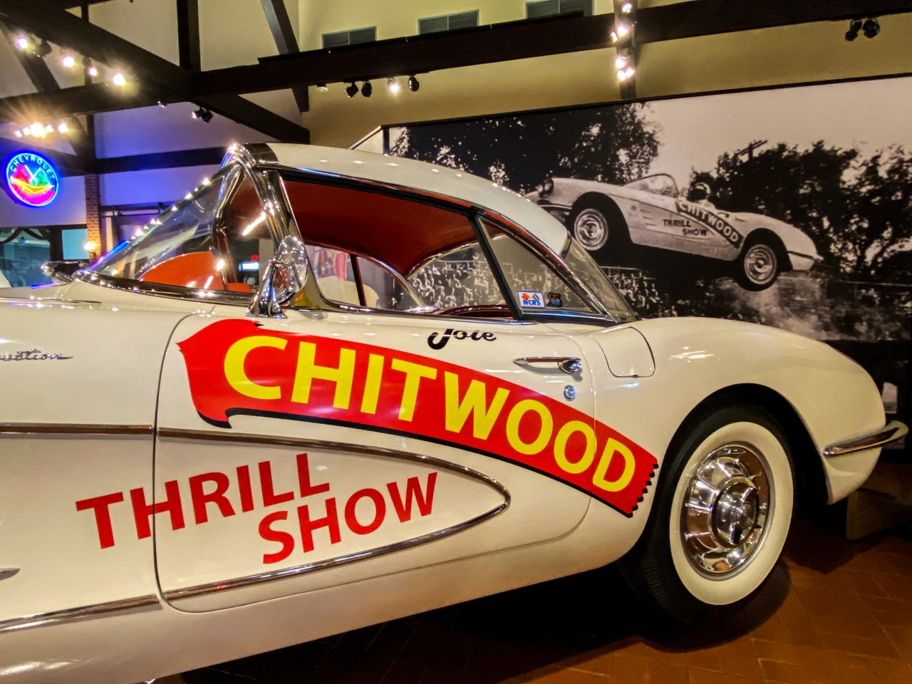 Gilmore celebrates Corvette with featured main-gallery display