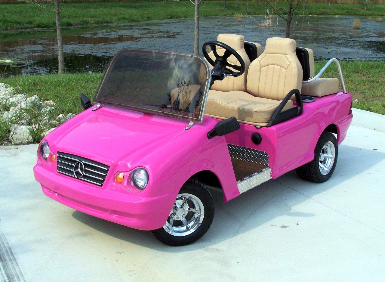 Labenz golf cart