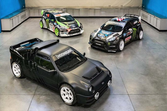 Ken Block Gymkhana video series