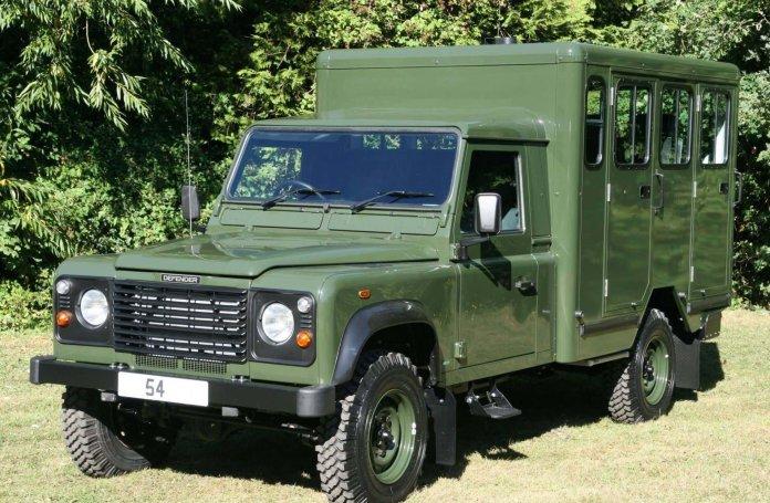 130 Defender Gun Bus