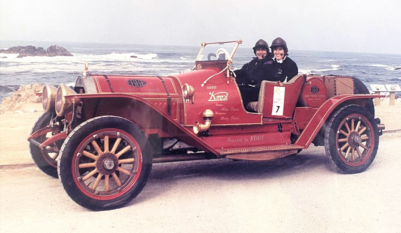 travis, Intrepid rallyist weathers elements in pre-1915 cars and motorcycles, ClassicCars.com Journal