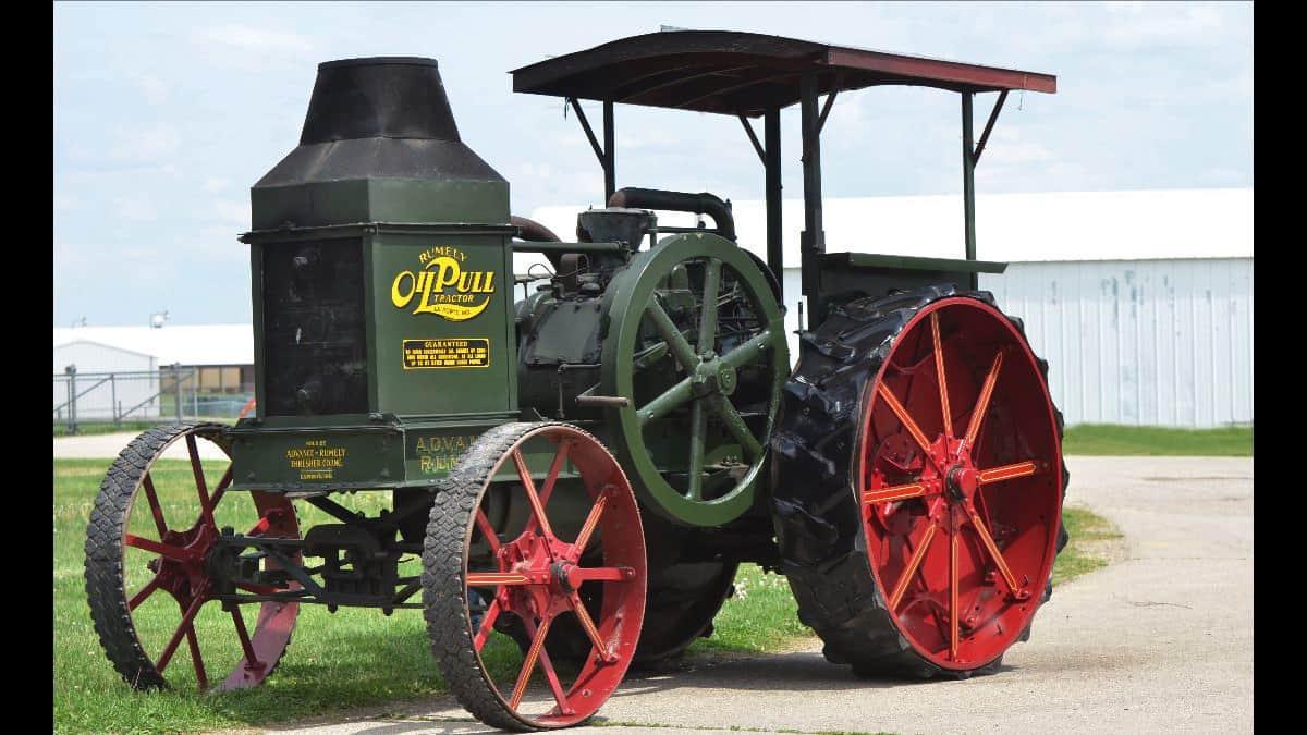 1920 Avery 40-80