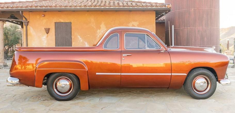 """1949 m. """"Ford"""" kupė"""