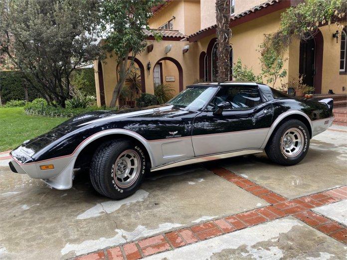 1978 Chevrolet Corvette Pace Car main