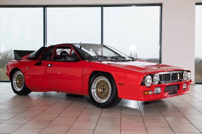 1980 Lancia Rally Se 037 prototype   RM Sotheby's Photos