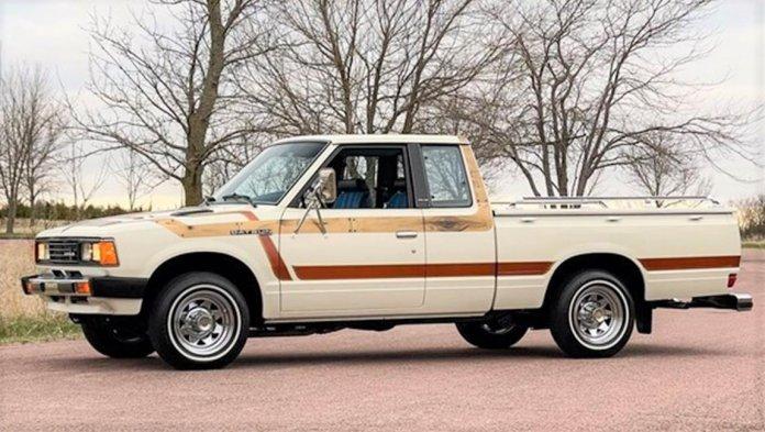 1981 Datsun 720 main