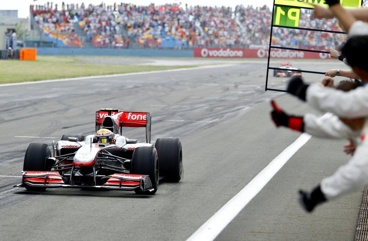 McLaren wins Turkish GP