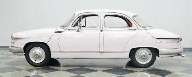 Panhard was among the automotive pioneers