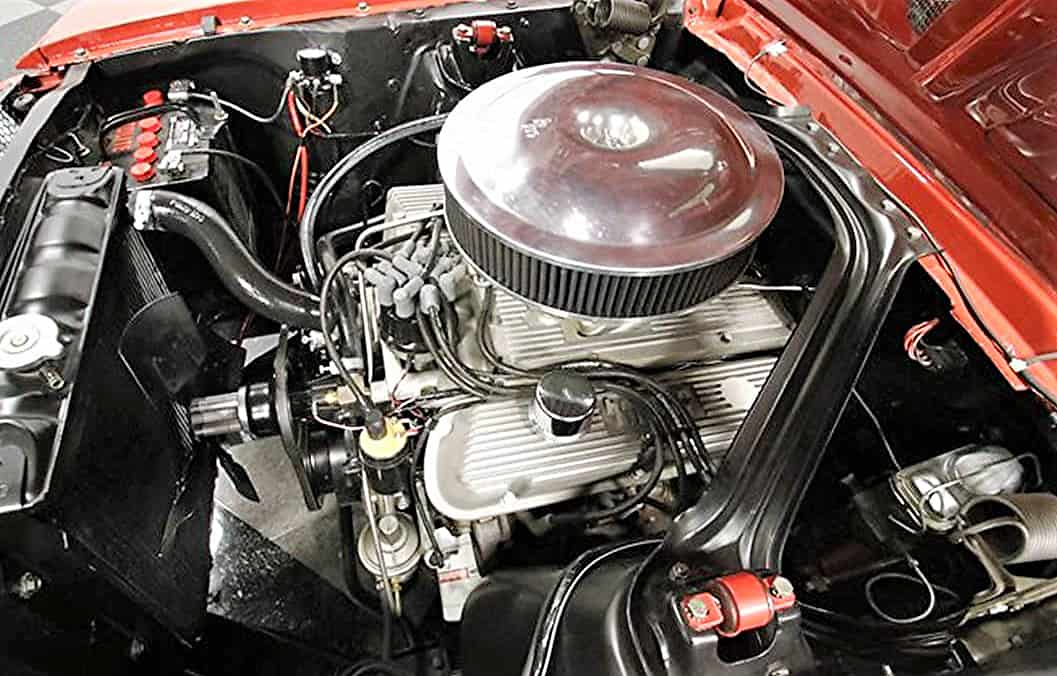 K-code, Pick of the Day: 1965 Ford Mustang restored K-Code fastback coupe, ClassicCars.com Journal