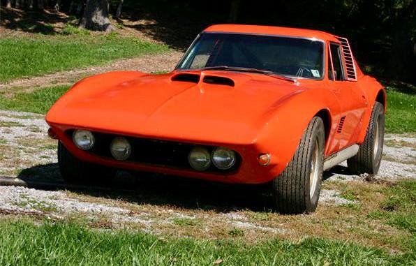 1963 custom Corvette