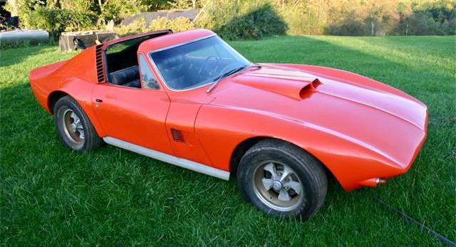 """1963 m. """"Chevrolet Corvette"""""""