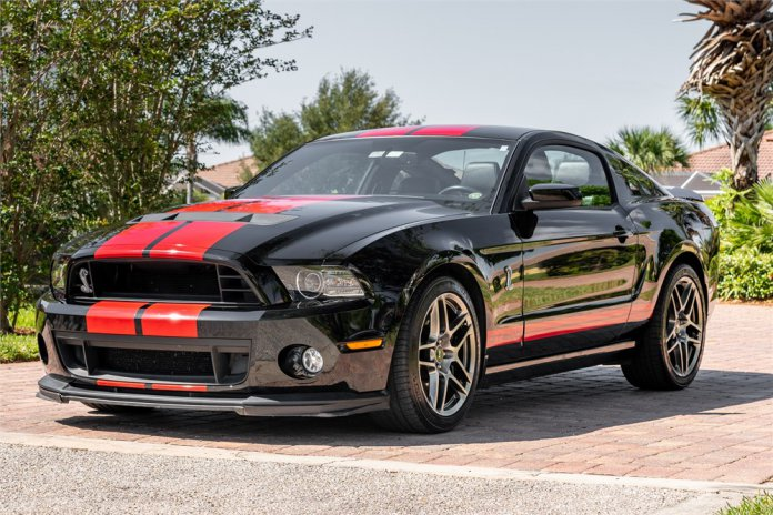 2013 Ford Mustang Shelby GT500 on AutoHunter