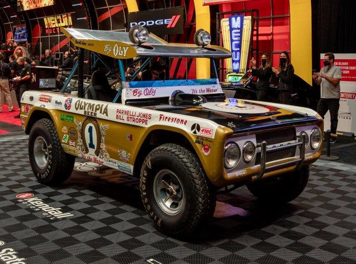 'Big Oly' Ford Bronco