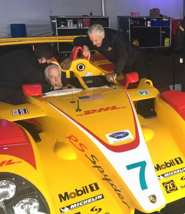 Lotus gets Goodwood feature, Penske gets ready for his run up the hill