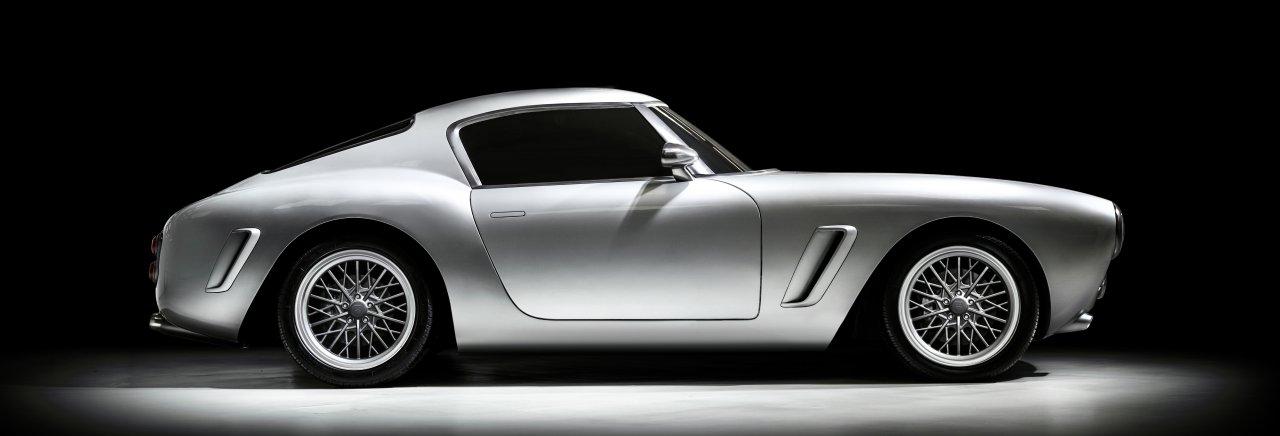 British company readies Ferrari-powered sports car