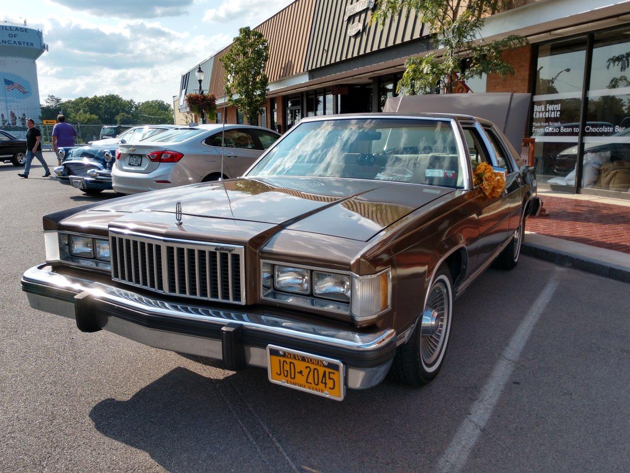 1986 Mercury Grand Marquis