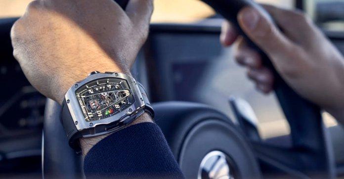 McLaren Speedtail watch