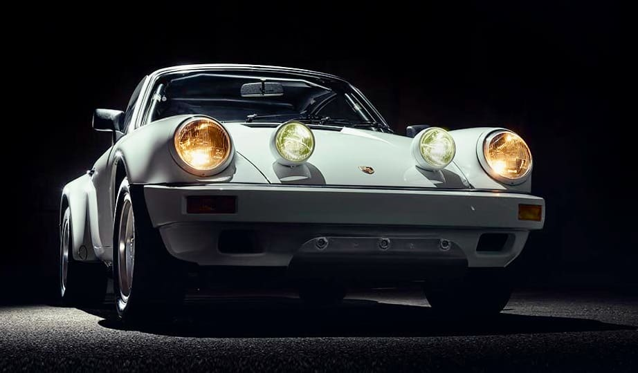 1984 Porsche 911 SCRS