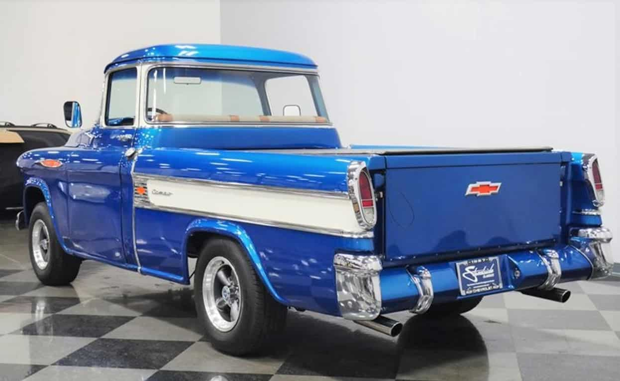 1957 Chevrolet Cameo Carrier