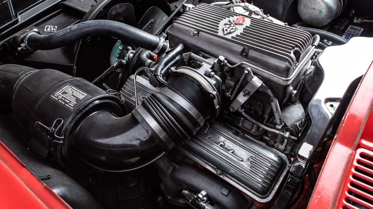 1963 Corvette Sting Ray Fuelie Convertible