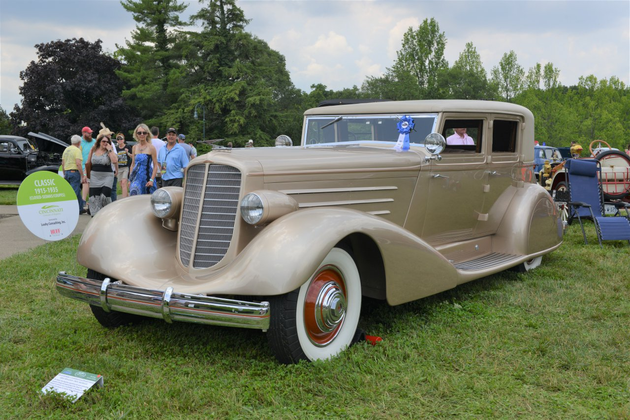 concours, Rare and collectible cars on show at Cincinnati Concours d' Elegance, ClassicCars.com Journal