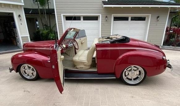 Mercury, AutoHunter Spotlight: 1940 Mercury Eight, ClassicCars.com Journal