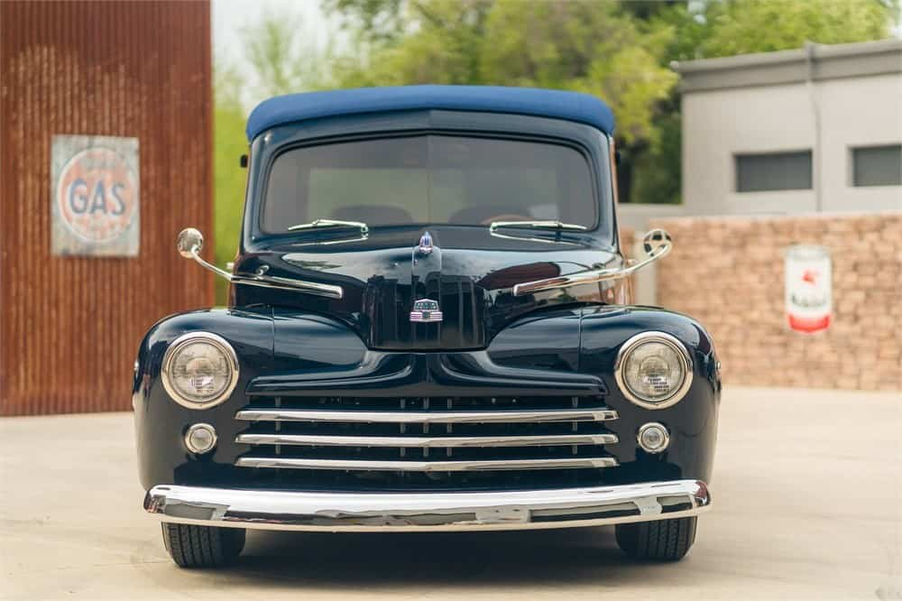 Woody, AutoHunter Spotlight: 1948 Ford Super Deluxe Woody, ClassicCars.com Journal