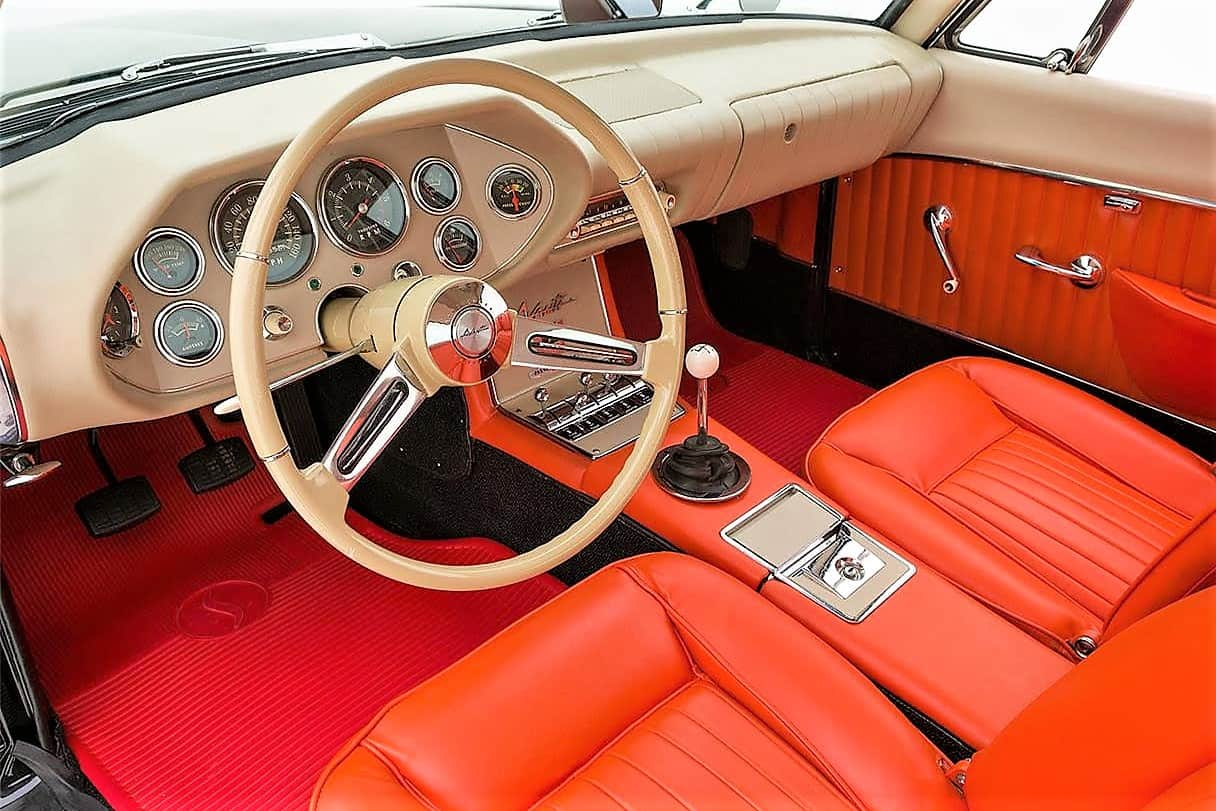 avanti, Pick of the Day: 1963 Studebaker Avanti R2 in 'concours-quality' condition, ClassicCars.com Journal