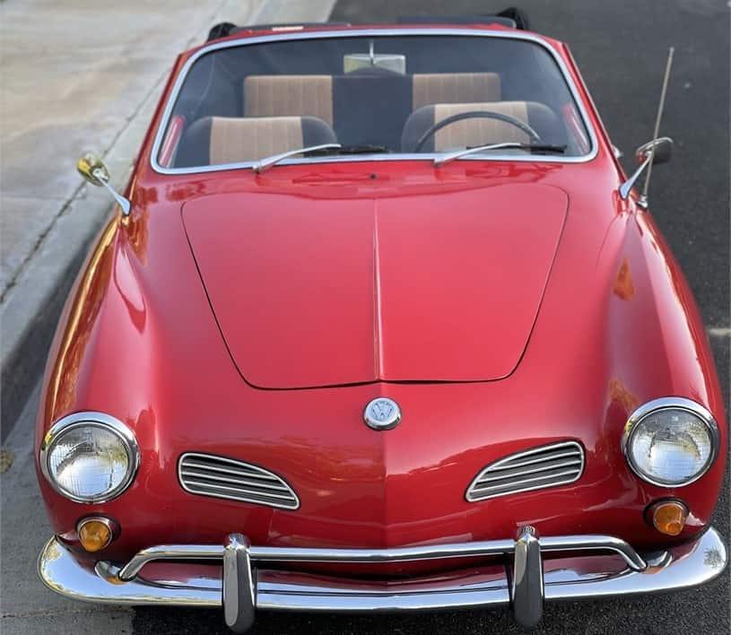 Karmann Ghia, AutoHunter Spotlight: 1964 Volkswagen Karmann Ghia, ClassicCars.com Journal