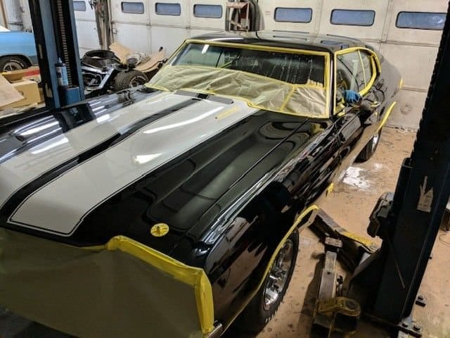 Chevelle, Rare 1970 Chevelle SS LS6 454 featured at GAA's July auction, ClassicCars.com Journal