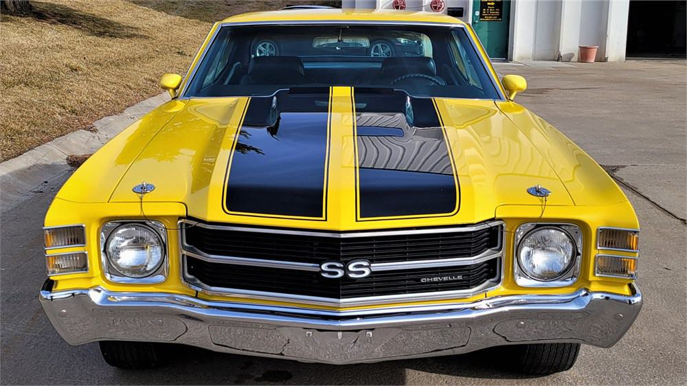 , AutoHunter Spotlight: 1971 Chevrolet Chevelle SS 454, ClassicCars.com Journal