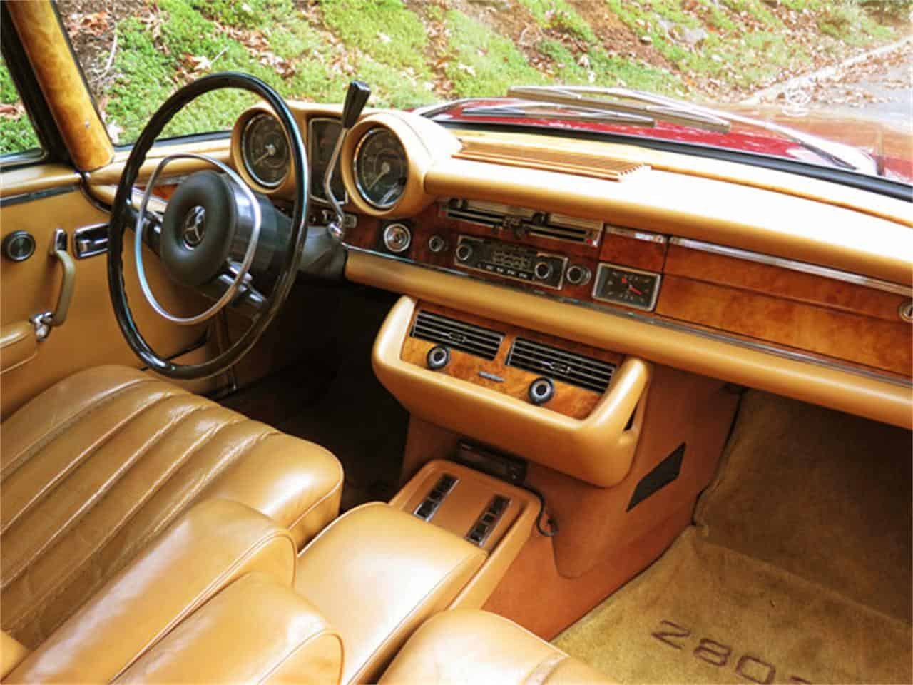 280SE, Pick of the Day: Two-owner 1971 Mercedes-Benz 280SE 3.5 coupe, ClassicCars.com Journal