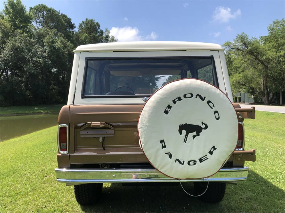 Bronco, AutoHunter Spotlight: 1974 Ford Bronco, ClassicCars.com Journal