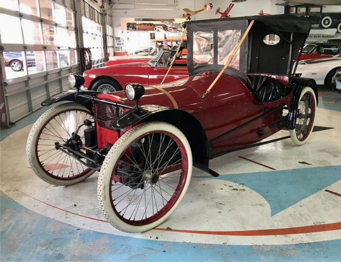 1912 Pioneer Cyclecar
