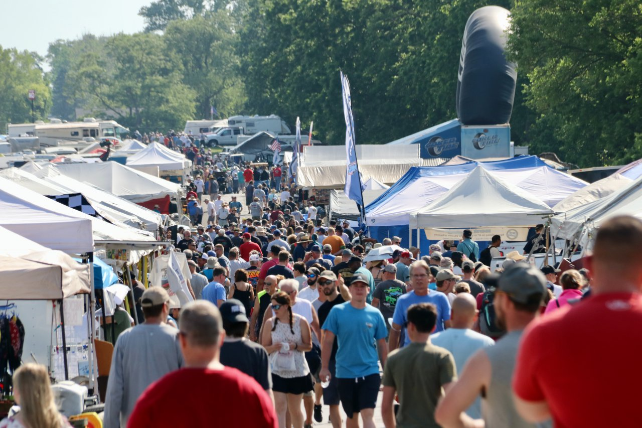 Ford, Carlisle's Ford Nationals draw record-setting turnout, ClassicCars.com Journal