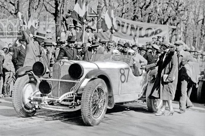 1931 Mille Miglia