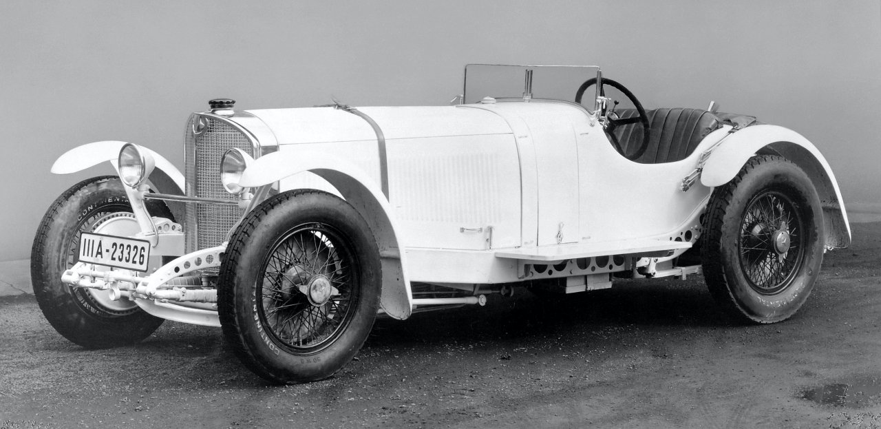 Mercedes-Benz Typ SSKL